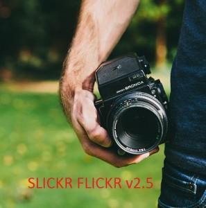 Slickr Flickr 2.5 Release